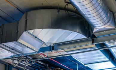 Ventilation Ductwork Contractors